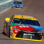 Toyota wins first NASCAR Sprint Cup Series Manufacturers' Championship