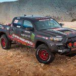 SEMA 2016: Toyota preps Tacoma TRD Pro Race Truck