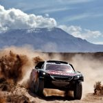 Peterhansel seeks breathing space in Dakar high life