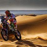 """A """"Merzouga Challenge"""" on the Bassella Race"""