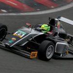 Schumacher's son targets F1 title