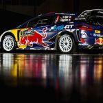 M-Sport unveil separate liveries for 2017 WRC