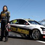 Tough Supercars road ahead for Simona de Silvestro