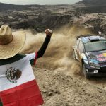 Rally Mexico adds stage in Bond film location