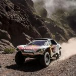 Momentum shifts as the Dakar climbs to the clouds on day three