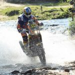 Dakar 2017, Stage 5: Sunderland takes lead as rivals get lost