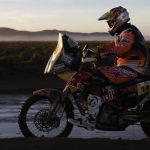 Dakar Rally: Sam Sunderland keeps grip on motorcycle class as car category sees Sebastien Loeb rise