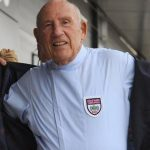 Sir Stirling Moss: Motor racing legend 'stable' in hospital with chest infection