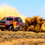 Dakar – it's war!