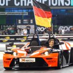 Vettel rides solo en route to ROC Nations Cup win for Team Germany
