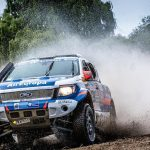 FORD RANGER DUO OF PONS AND BULACIA MAKE SUPERB START TO DAKAR RALLY WITH SECOND AND 18TH IN FIRST STAGE