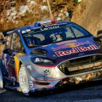 Saturday in Monte: Ogier leads after Neuville drama