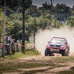 ELATION AS TOYOTA GAZOO RACING SA WINS OPENING STAGE OF DAKAR 2017
