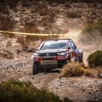 CONSOLIDATION ON STAGE 4 OF DAKAR 2017 FOR TOYOTA GAZOO RACING SA