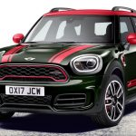 The Mini Countryman Gets the Inevitable John Cooper Works Treatment