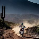 Dakar 2017, Stage 4: Barreda keeps lead, Price crashes out