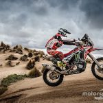 Dakar 2017, Stage 10: Metge fastest as leaders come unstuck