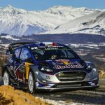 Rallye Monte Carlo: Neuville suspension problems hands Ogier lead