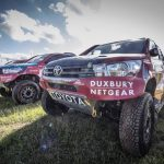 ALL SYSTEMS GO FOR TOYOTA GAZOO RACING ON DAKAR 2017