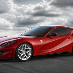 Ferrari 812 Superfast is a quicker, sexier F12berlinetta