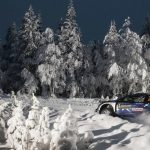 Rally Sweden: SS9: Tänak wide awake