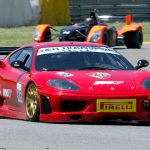 Stradale Welkom Ferrari-Lamborghini 1-2
