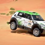 FLYING DUTCHMAN READY FOR BATTLE WITH ARAB STARS  IN DUBAI INTERNATIONAL BAJA
