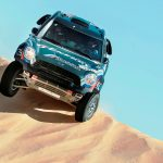 DUBAI INTERNATIONAL BAJA TO SET CLASSIC DESERT RALLY  TEST FOR WORLD'S BEST