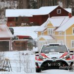 Sweden WRC: Latvala stays ahead as Neuville drops time