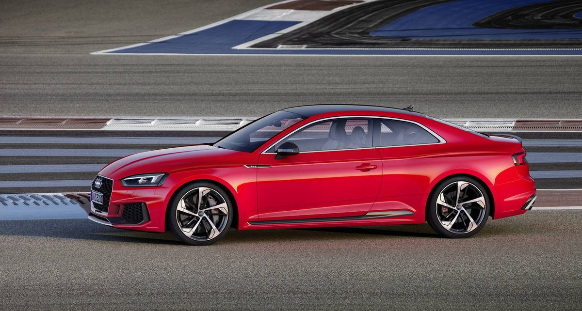 the audi rs5 aims straight for the bmw m4 and amg c63 rallystar. Black Bedroom Furniture Sets. Home Design Ideas