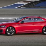 The Audi RS5 aims straight for the BMW M4 and AMG C63