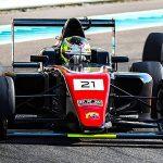Jonathan set to wrap up Formula 4 UAE title