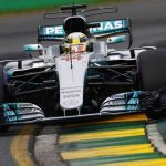Lewis Hamilton takes pole for F1 Australian Grand Prix