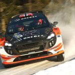 Østberg out of Corsica