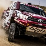 Defending champion Al Attiyah eyes another Abu Dhabi win