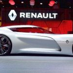 Paris Motorshow: Renault hoping for a sporting revival