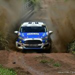 Leeke and Kohne get 2017 rally campaign underway with a fighting second place