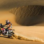 New Dakar Champion Sunderland in powerful line-up for Dubai International Baja