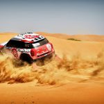 WORLD'S LEADING DRIVERS AND RIDERS ARRIVE  TO PREPARE FOR ABU DHABI DESERT CHALLENGE