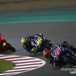 Vinales admits disbelief at Rossi Qatar race recovery