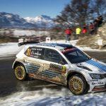 Mikkelsen pondering WRC2 title bid with Skoda