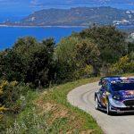 Rally Corsica: SS7: OGIER HITS TOP GEAR