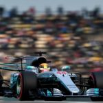 Hamilton blazes to pole position in China