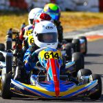 Spectacular karts action at Killarney
