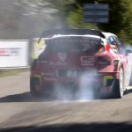 SS6: CORSICA LEADER MEEKE OUT