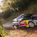 Rally Corsica: SS3: OGIER FIGHTS BACK