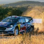 Rally Argentina: SS1: OGIER SETS EARLY PACE