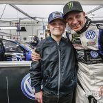 Solberg's son to become youngest rallycross Supercar driver