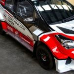 Another Toyota rally return