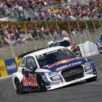 Ekstrom takes Barcelona World Rallycross win